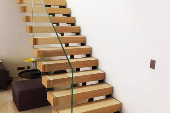 Hagane - Escalier sur-mesure