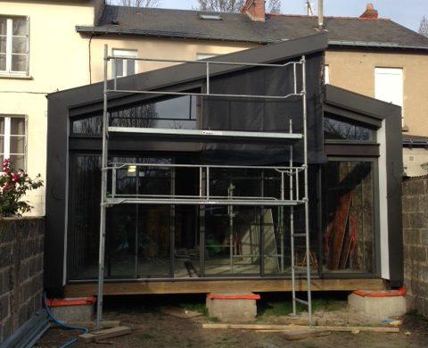 Hagane - Créer une extension de maison