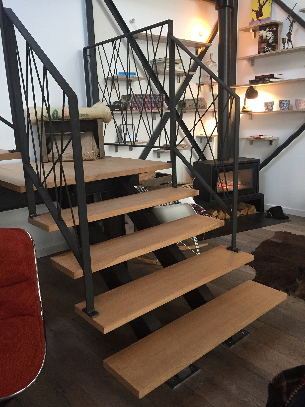 fabricant escalier angers. Black Bedroom Furniture Sets. Home Design Ideas