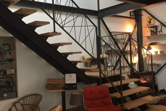 Hagane : Fabricant d'escalier acier